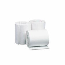"Single-Ply Thermal Cash Register / Pos Roll, 4-3/8"" X 127 Ft., 50/Carton"
