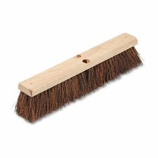 Boardwalk Floor Brush Head, 18""