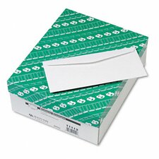 Business Envelope with Traditional Seam, #10, White, 500/box