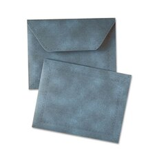 "Document Carrier, 2"" Expansion, Letter, Blue, 1/ea"