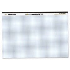 Landscape Format Writing Pad, 40 Sheets/Pad
