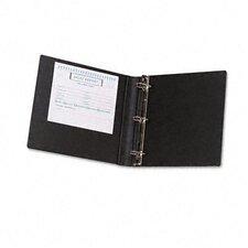 "Top Performance Dxl Locking Binder with Label Holder, 1-1/2"" Capacity"