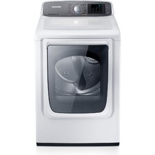 7.4 Cu. Ft. Capacity Electric Front Load Dryer