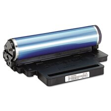 R407 Laser Toner Drum, 24000 Page Yield, Black