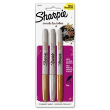 Sharpie Metallic Markers (3 Pack)