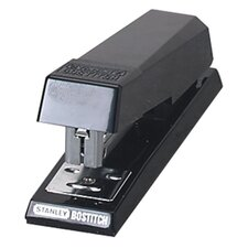 Half Strip Stapler, Standard Type, 105 Capacity, Black