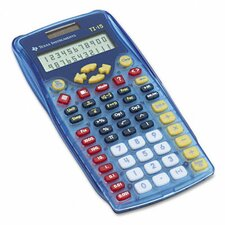 TI-15 Explorer Calculator 10-Digit Display