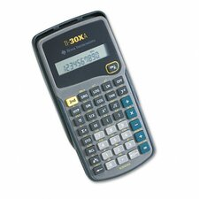 TI-30XA Scientific Calculator 10-Digit LCD