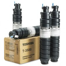 T3500 Toner, 13500 Page-Yield, 4/Pack