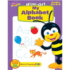 My Alphabet Book 28pg Wipe-off