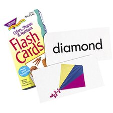 Flash Cards Colors Shapes 96/box