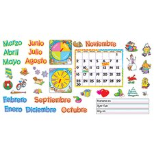 Bb Set Calendario Mensual Cling