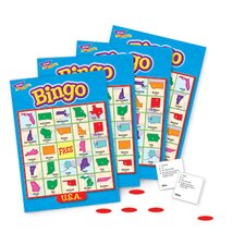 Bingo Usa Ages 8 & Up