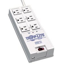 TR-6 Surge Suppressor, 6 Outlets, 6 ft Cord