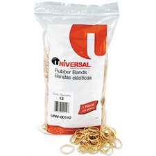 Rubber Bands, 2500 Bands/1 lb Pack