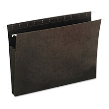 Hanging Box Bottom File Pockets, 10/Box