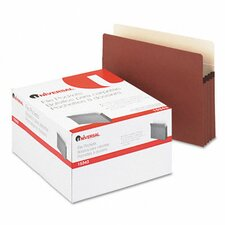 Expansion File Pockets, 25/Box