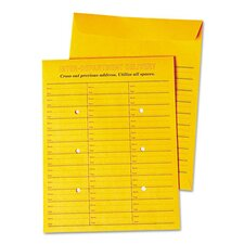 Interoffice Press & Seal Envelope, 100/Box