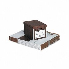 Heavy-Duty Storage Box, 12/Carton
