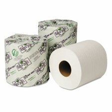 Ecosoft Green Seal Bathroom Tissue (48 pack)