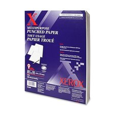 Business 4200 19-Hole Copy/Laser Paper, 92 Brightness, 20lb, Letter, 5000 Sheets