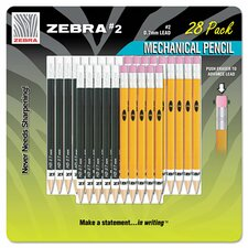 Mechanical Pencil (28 Pack)
