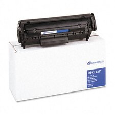 Compatible Remanufactured Toner, 2000 Page-Yield