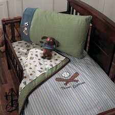Li'l Rookie Toddler Bedding Collection