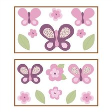 Sugar Plum Removable Wall Appliques