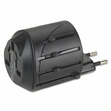 International Travel Plug Adapter/AC Outlet
