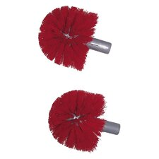 Brush Replacement Heads (Pack of 2)