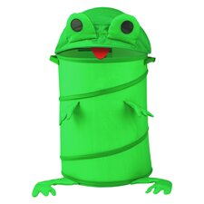 The Original Bongo Bag Frog Pop Up Hamper