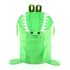 The Original Bongo Bag Alligator Pop Up Hamper
