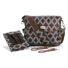 Sahara Messenger Diaper Bag