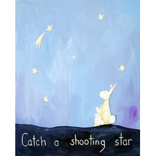 Words of Wisdom Catch a Shooting Star Print