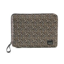 Classic Laptop Sleeve in Leopard Print