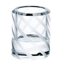 3-Valencia by Jaime Hayon Crystal Tealight Votive