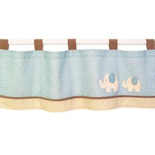 Spotted Ellie Curtain Valance