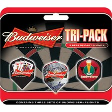 Budweiser™ Triple Pack Flights