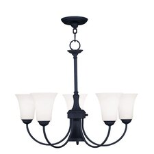 Ridgedale 5 Light Chandelier