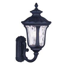 Oxford 3 Light Outdoor Wall Lantern