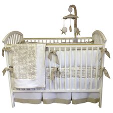 Riley 3 Piece Crib Bedding Set