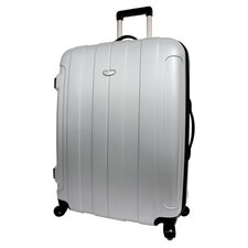"Rome 24"" Hard-Shell Hardsided Spinner Suitcase"