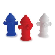 Fire Hydrant Erasers (Set of 3)