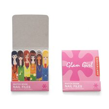 Glam Girl Matchbook Emery Files