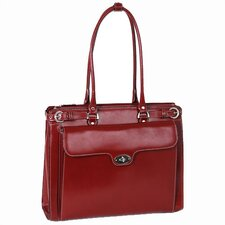 1134W Series Winnetka Italian Leather Women's Briefcase