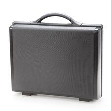 "Focus III  6"" Attache Case in Black"