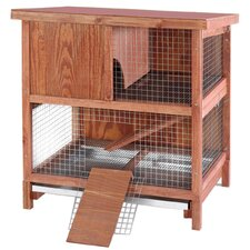 The Townhouse Small Animal Hutch