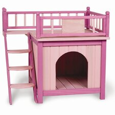 Princess Palace Dog House