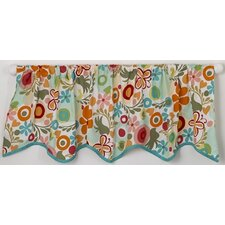Lizzie Straight Curtain Valance